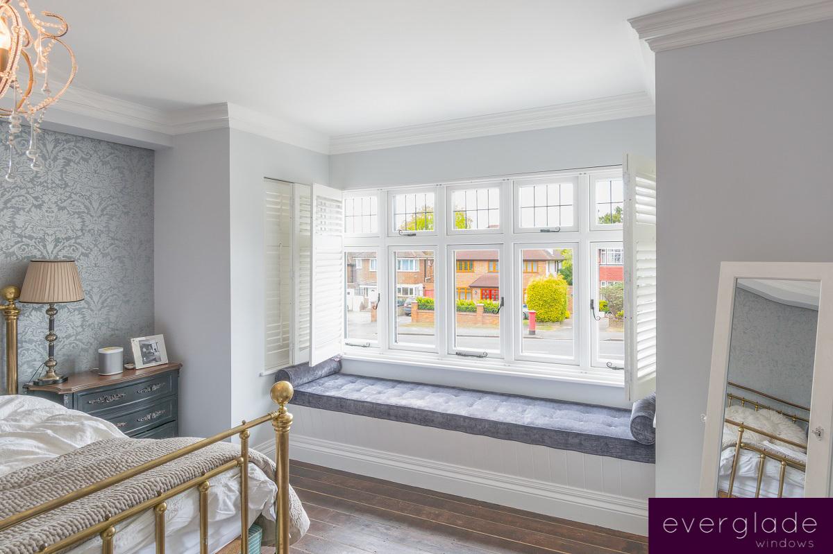 Period windows Kensington