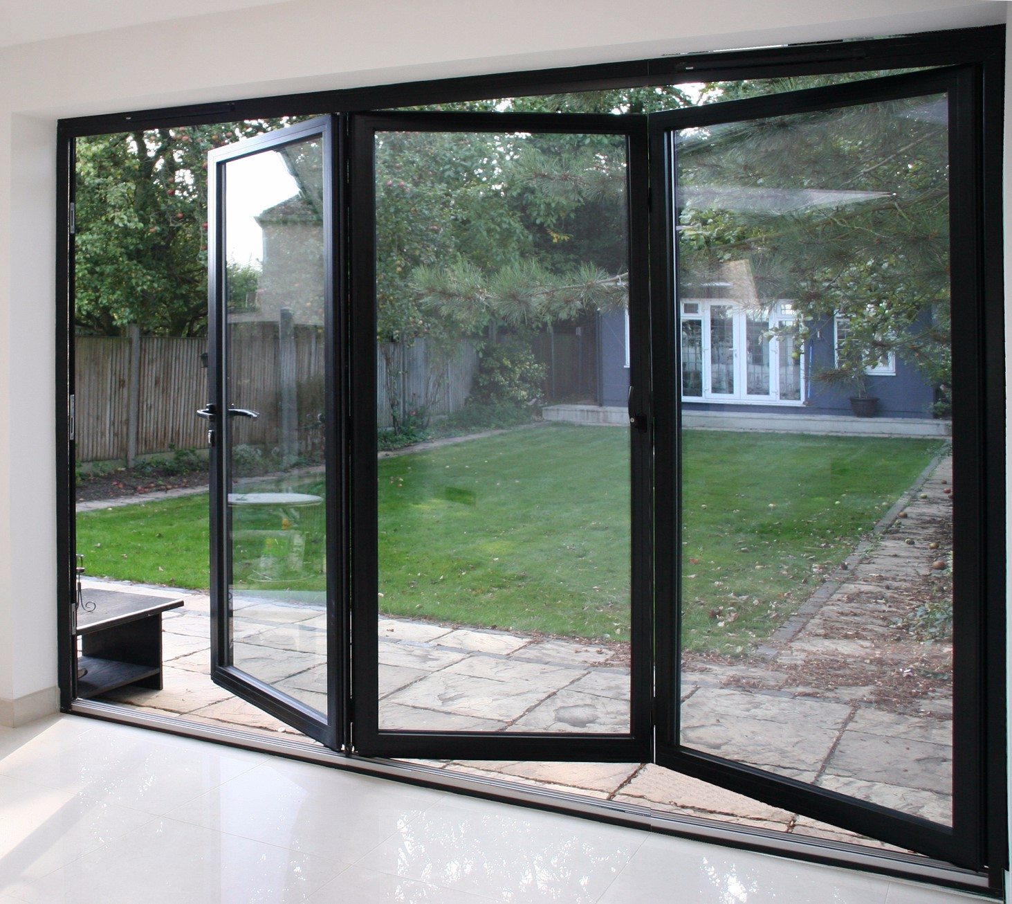 Bifold Doors Award Winning Everglade Perivale