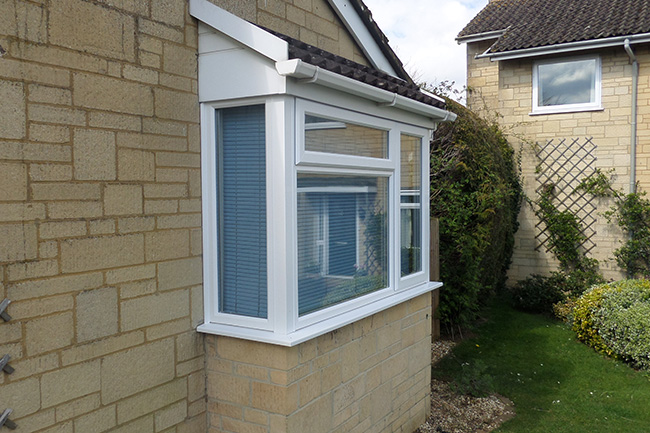 Bay and Bow Windows from Everglade