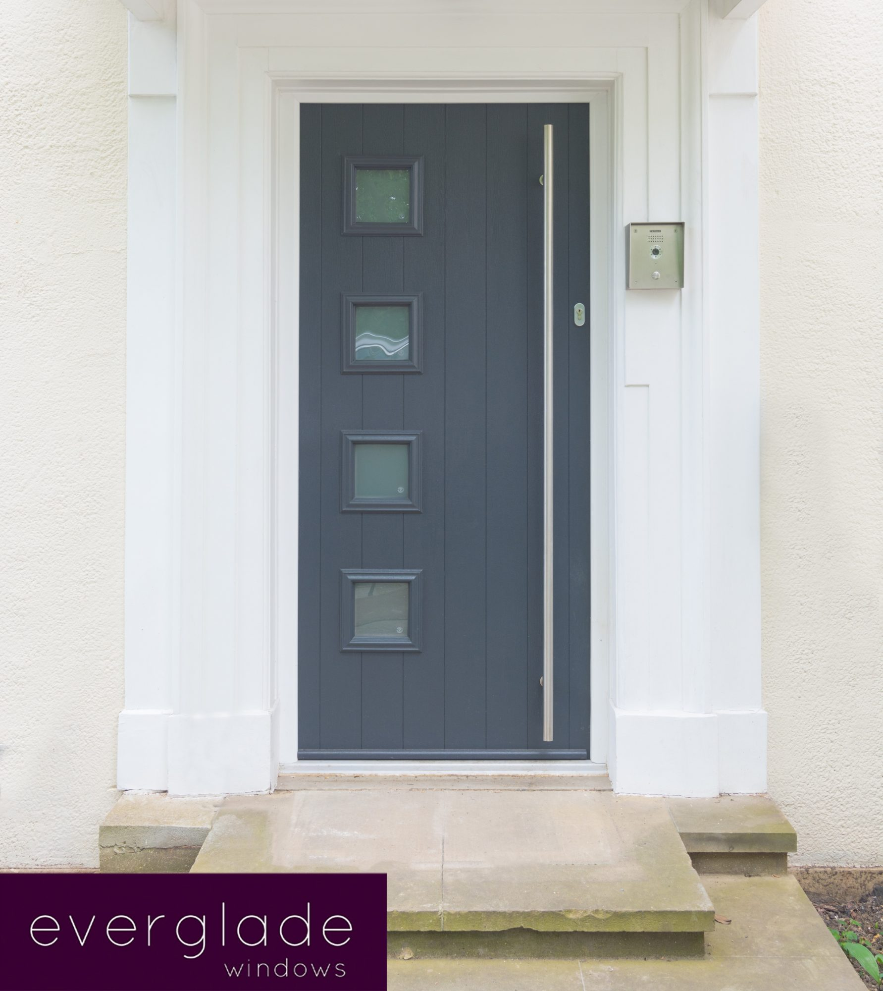 Brent entrance doors Everglade Windows