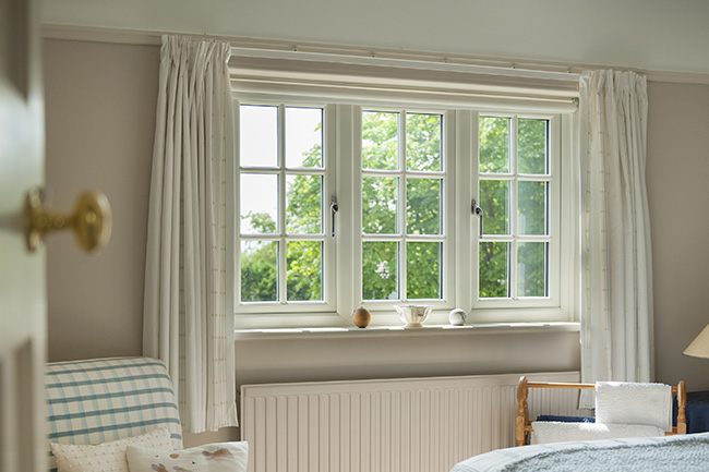Georgian Windows from Everglade