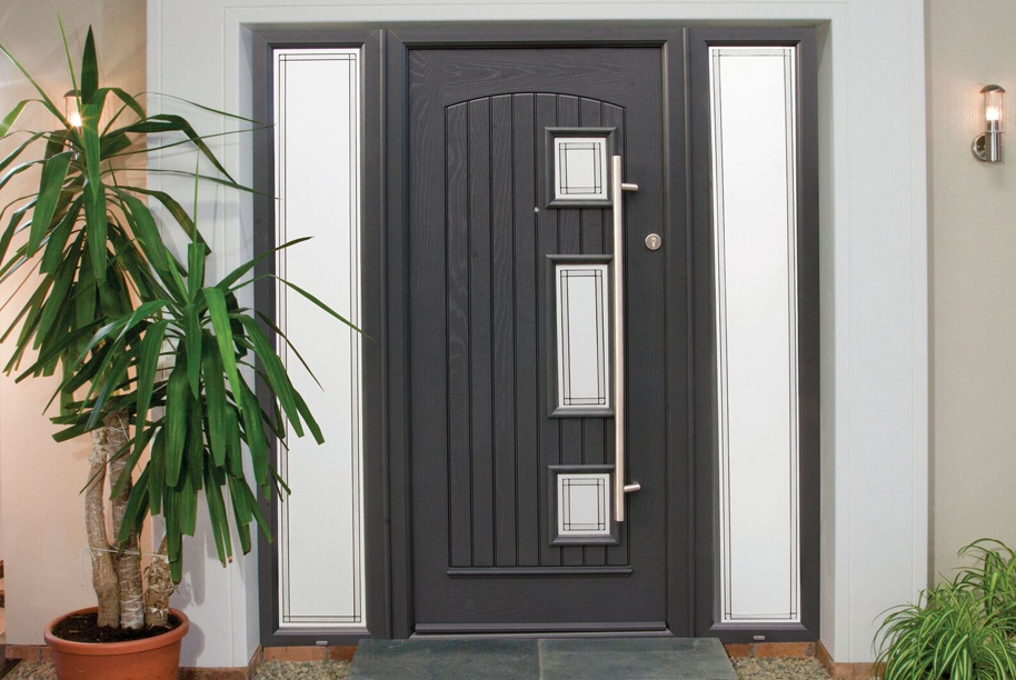 Palladio composite residential doors