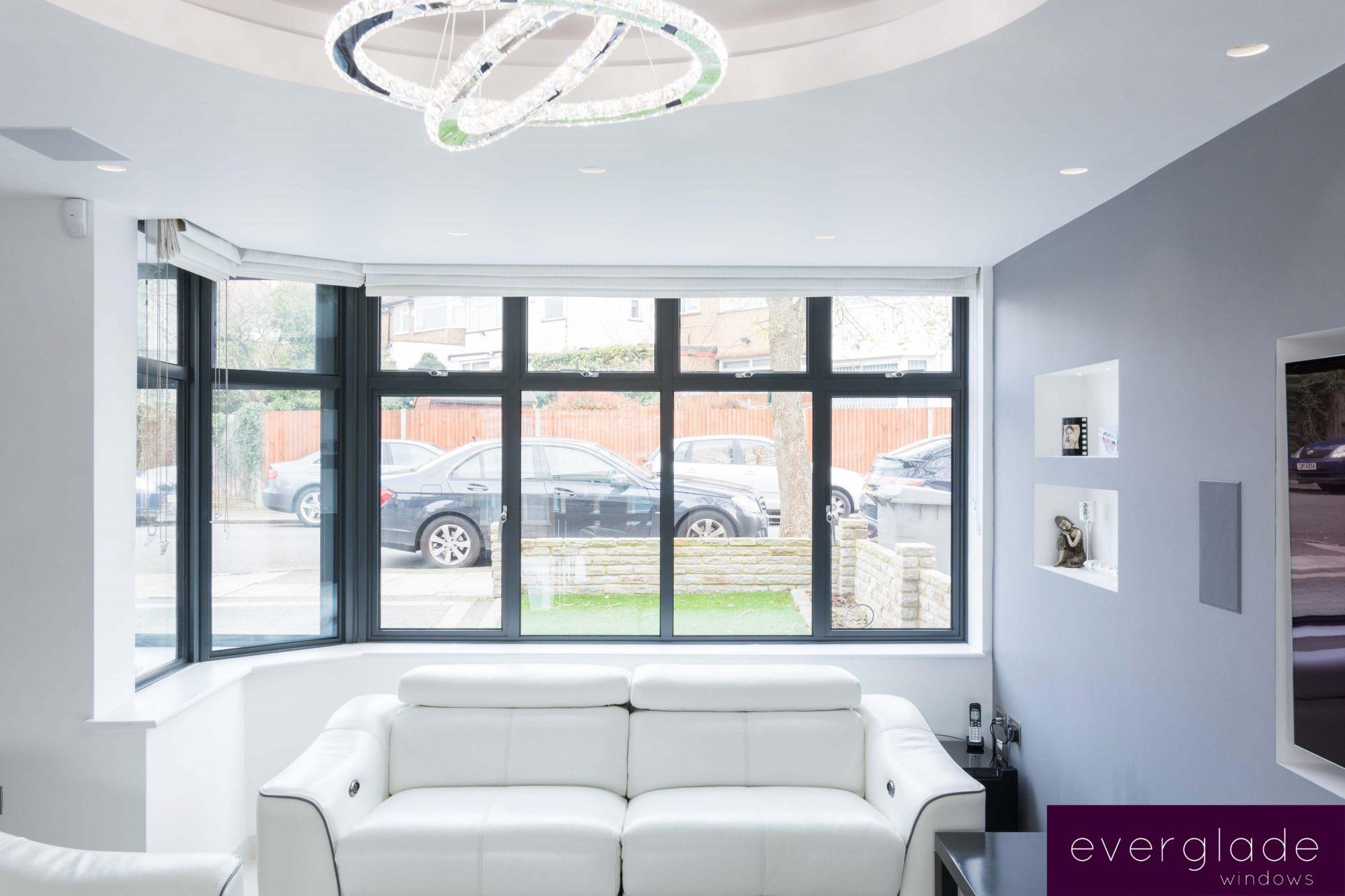 Insulated aluminium windows