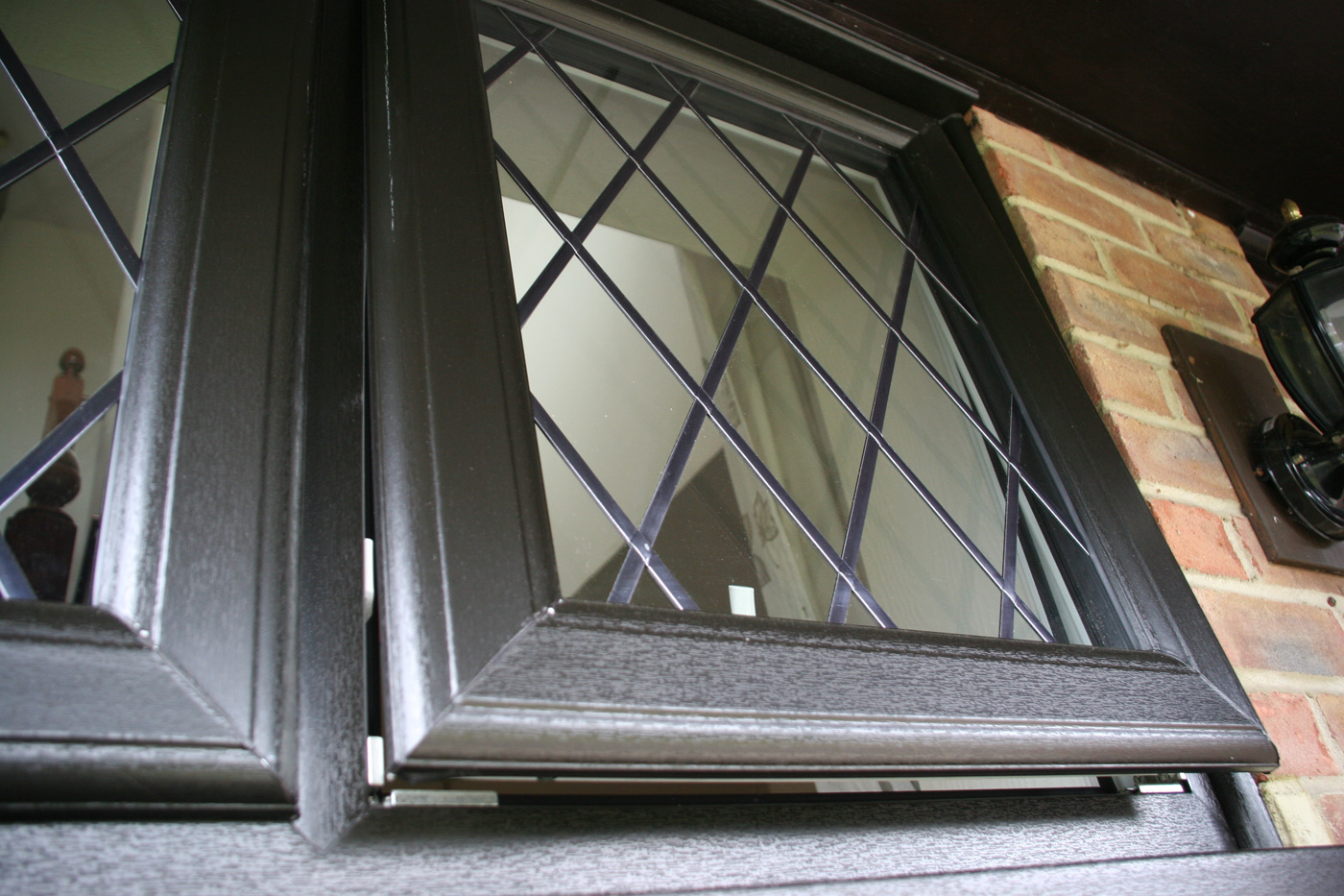 Kommeeling UPVC Windows in a wide choice of colours from Everglade Perivale