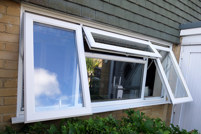 Once Collection Chamfered Window Perivale