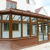 Double glazing in conservatories West London