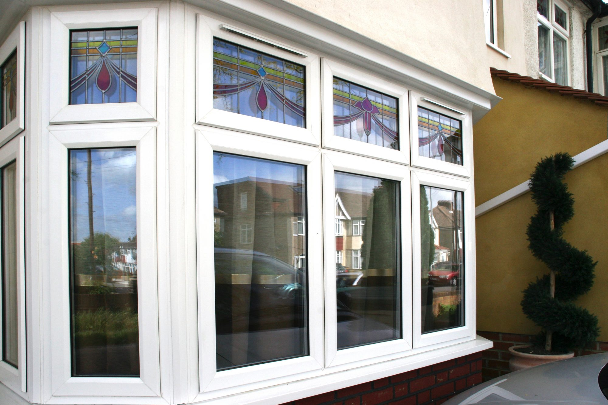 PVCu double glazing
