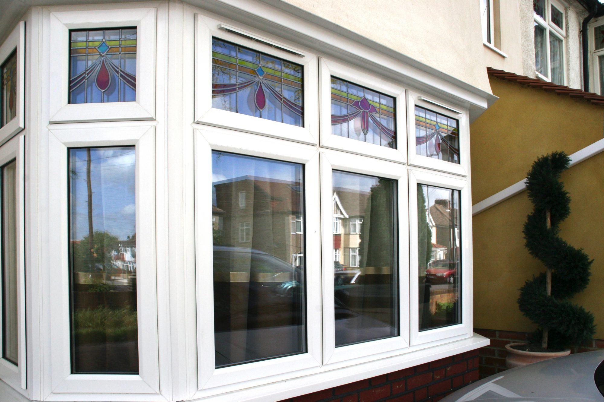 PVCu double glazing