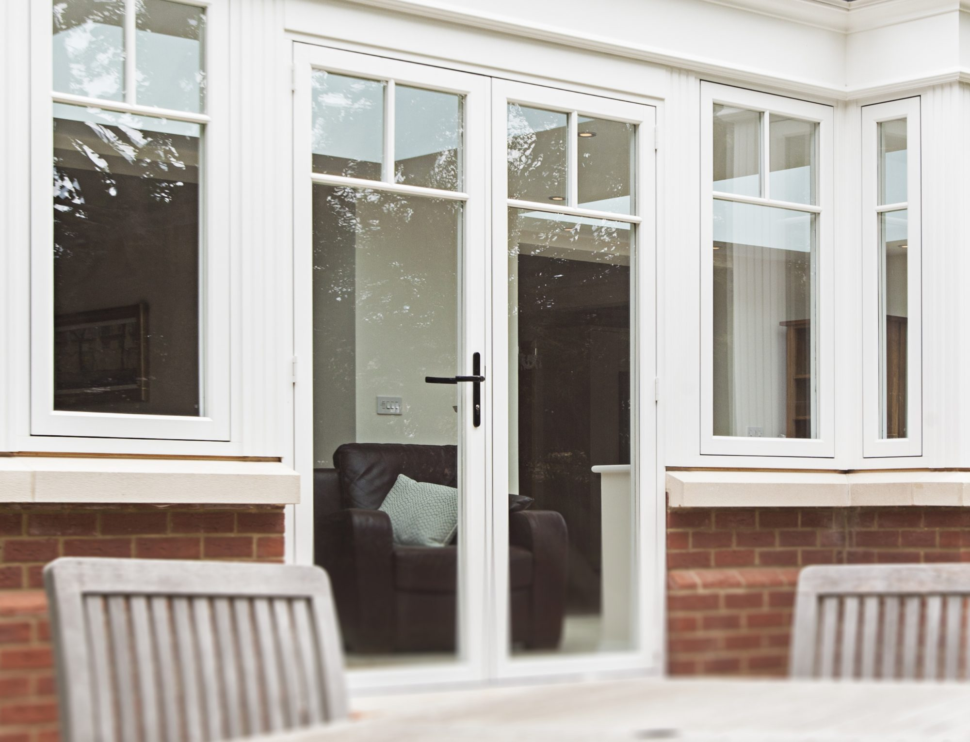 French Doors from Everglade
