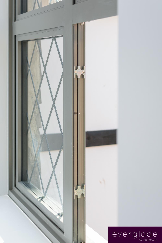 Aluminium windows Brent