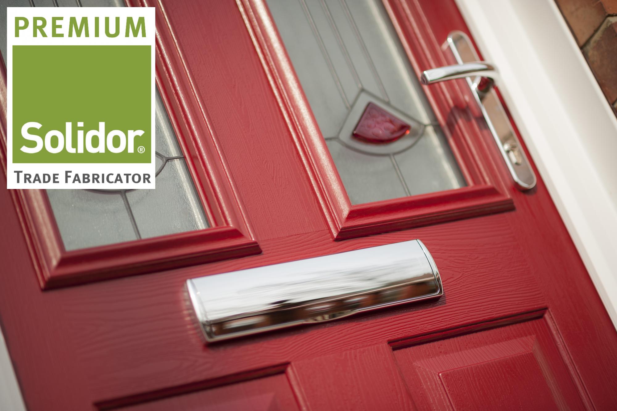 Composite residential doors for Brent homes