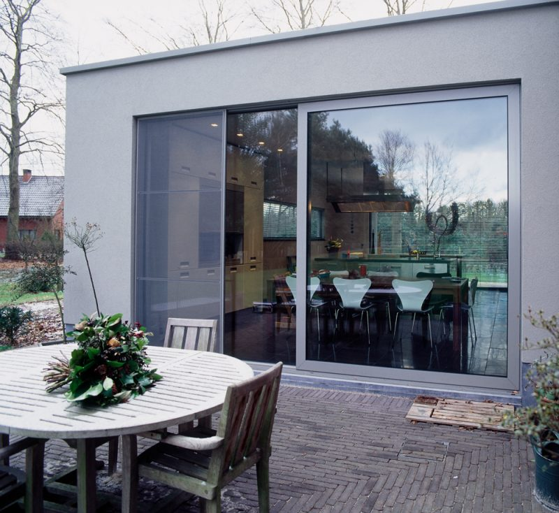 a?r lift and slide doors