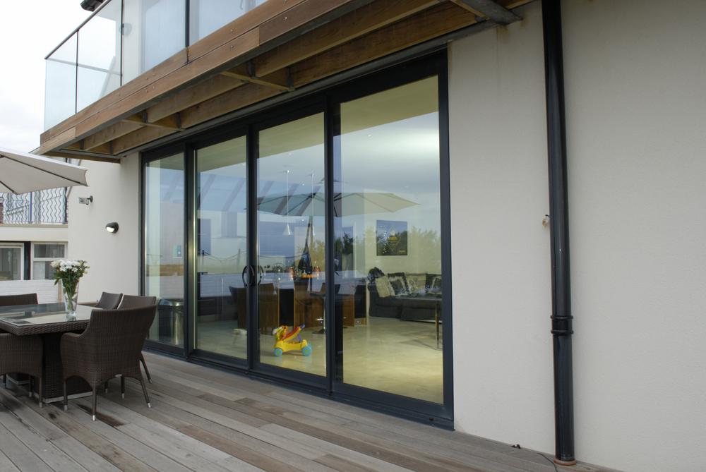 Aluminium Sliding Door Gallery Everglade Windows Perivale