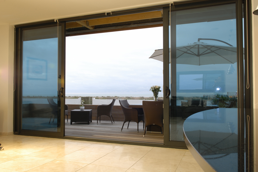 Aluminium Sliding Door Gallery | Everglade Windows, Perivale on
