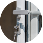 aluminium bifolding doors high security locking