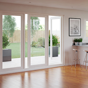 PremiFold Slide and Swing Doors