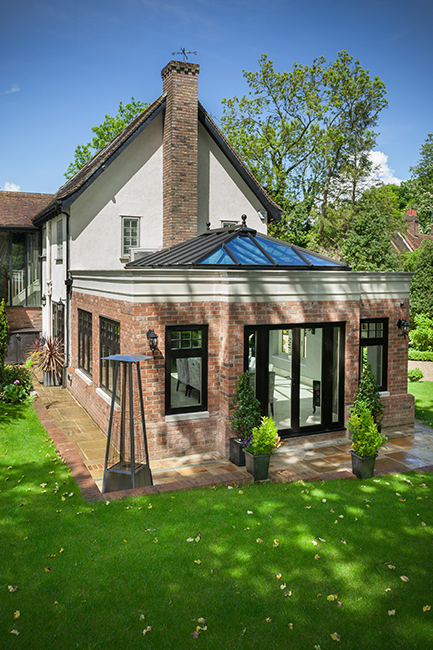 Conservatories from Everglade Windows add style to Wembley homes