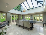 glamorous conservatory Ealing