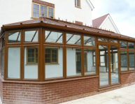Traditional conservatory Hillingdon