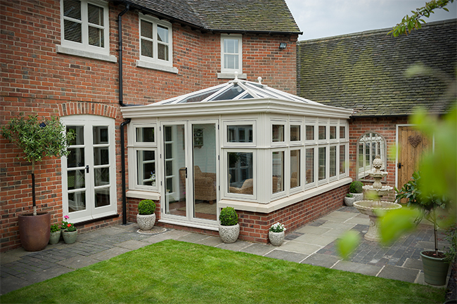 Charming conservatory Harrow