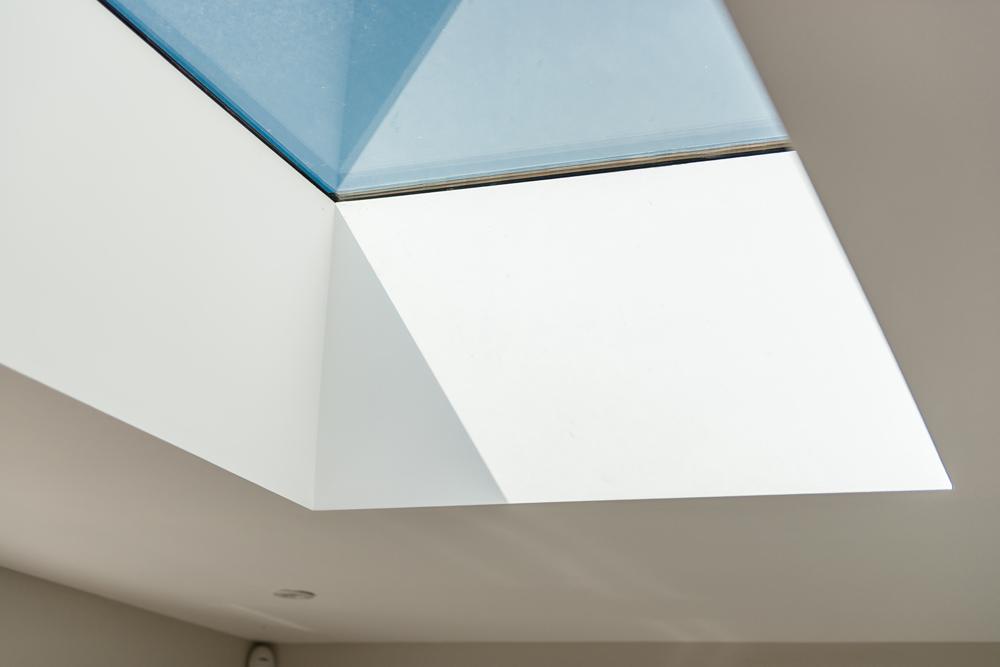Rooflight conservatory Fulham