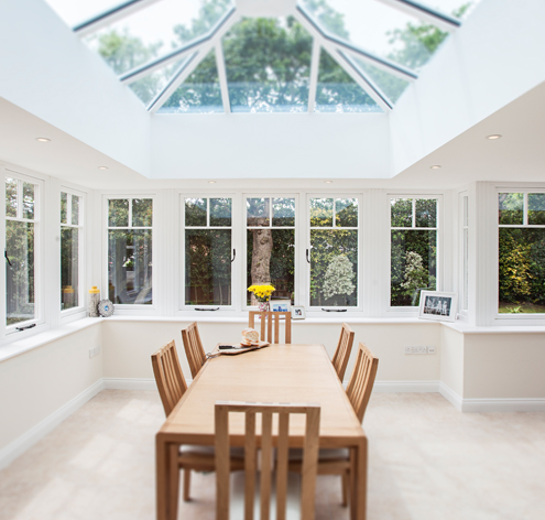 Spacious conservatories for Perivale homes