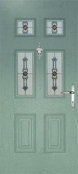 Palladio Composite Doors Everglade Windows