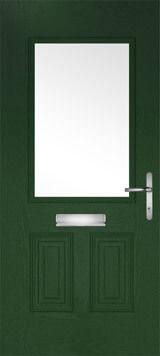 Palladio Composite Doors Everglade