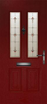 Palladio Composite Doors from Everglade