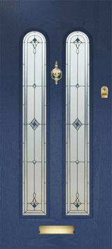 Palladio Composite Doors Everglade Middlesex