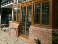 Coloured French Doors Harrow