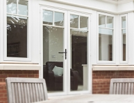 French Doors in Conservatory Watford