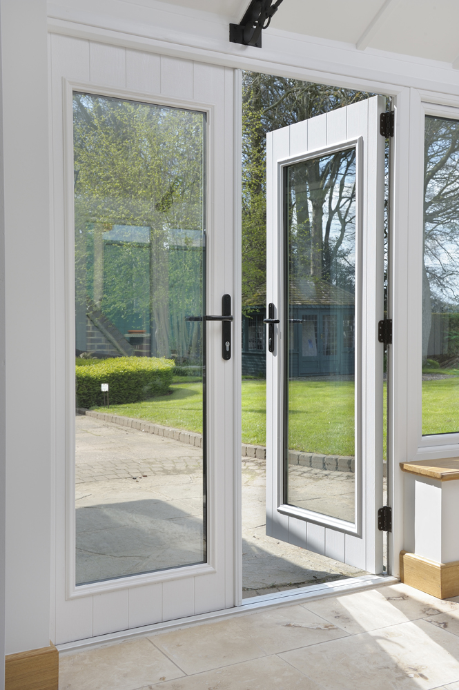 French Doors From Everglade Perivale