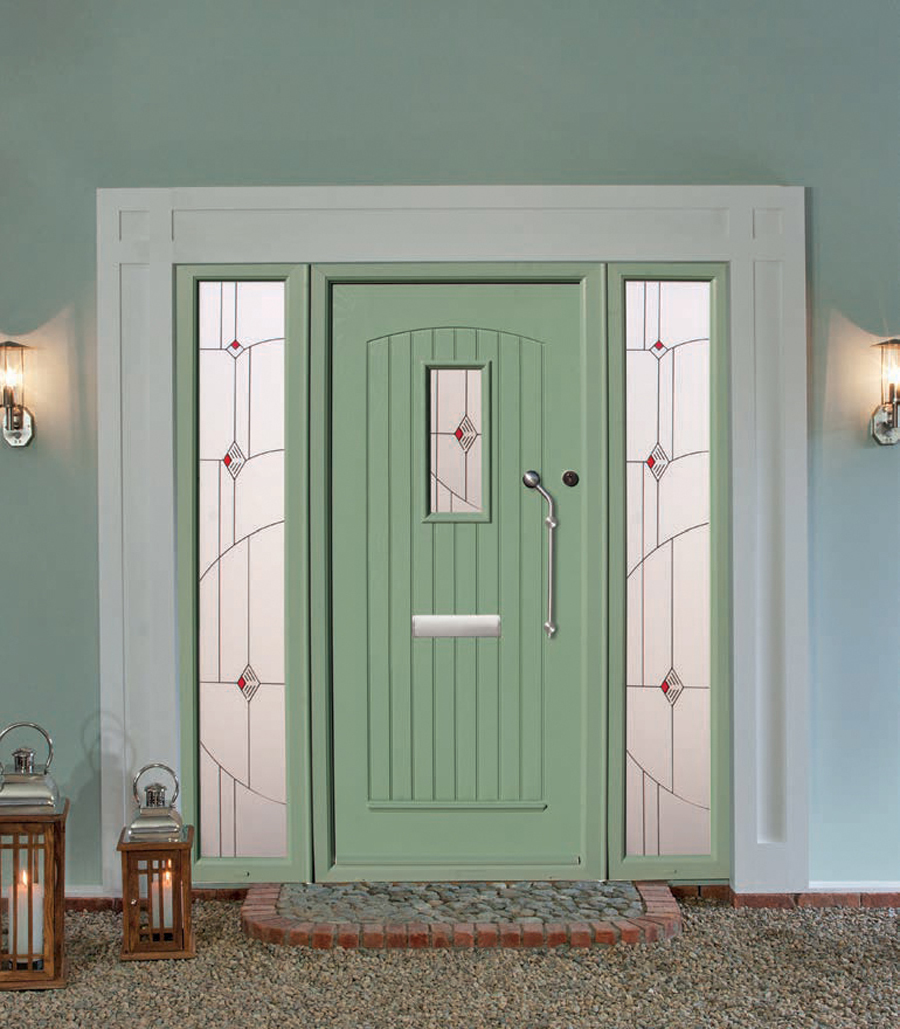 Palladio composite doors from everglade middlesex for Composite windows