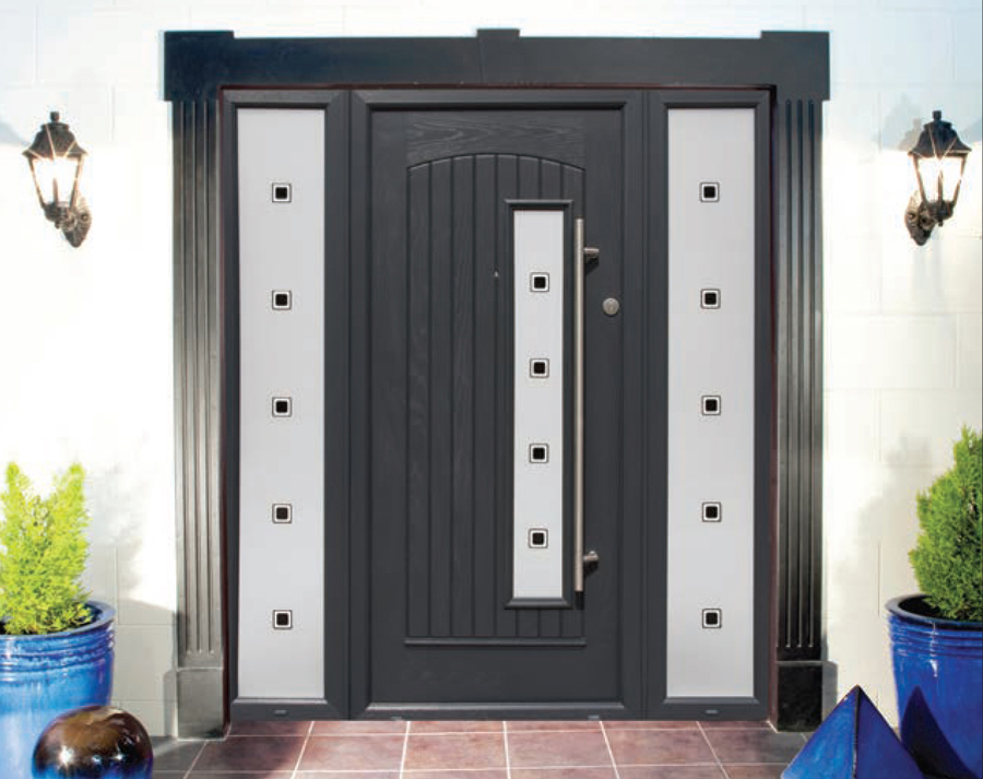 Palladio Composite Doors From Everglade Middlesex
