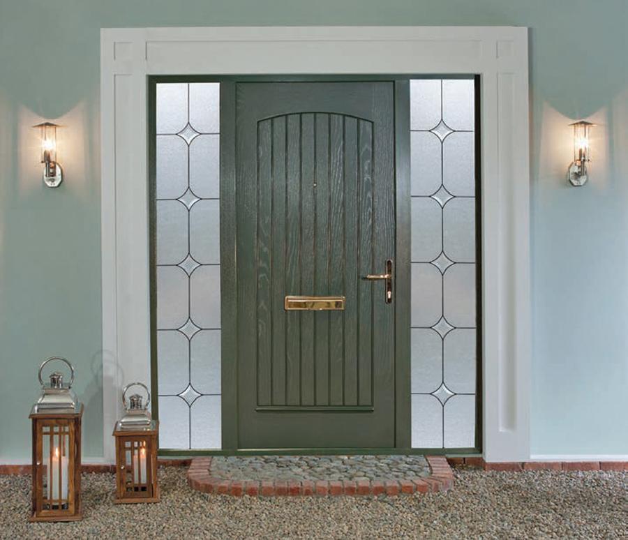 Solid Palladio Composite Door Greenford