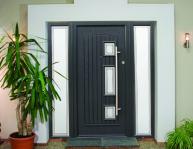 Modern Palladio Composite Door Wembley