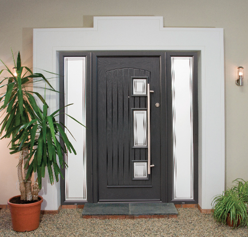 Palladio Composite Doors & Palladio Composite doors from Everglade Perivale