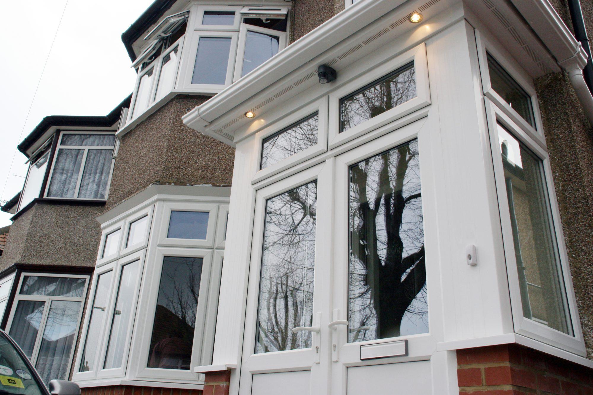PVCu Residential doors