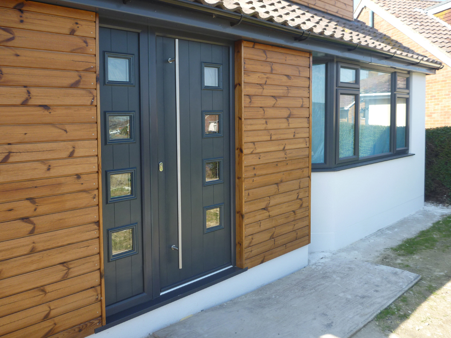 Solidor Composite Doors Buckinghamshire