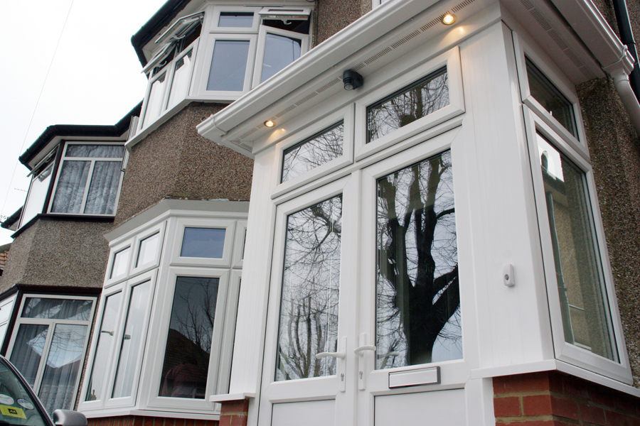 uPVC entrance doors Brent