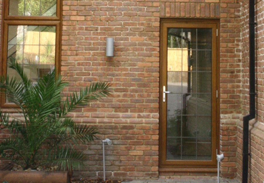 uPVC front door Edgeware