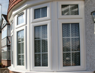 uPVC bay and bow windows